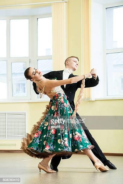 カップルダンス、ダンス