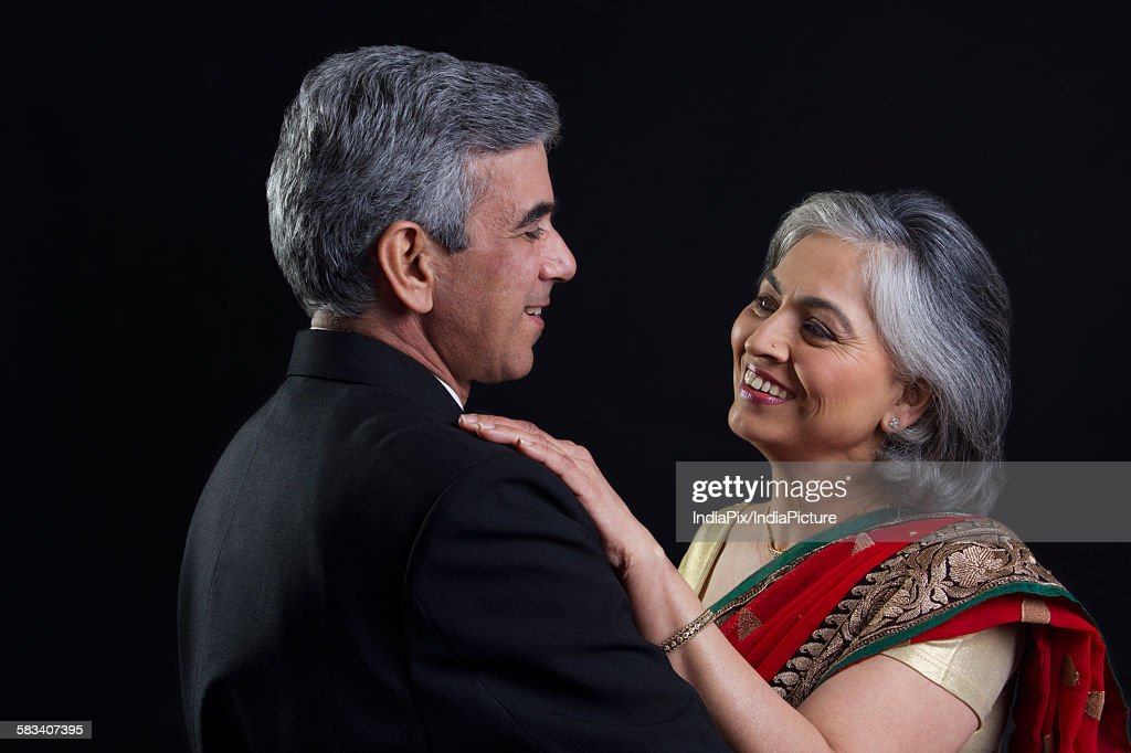 Couple doing ballroom dancing : Stock Photo