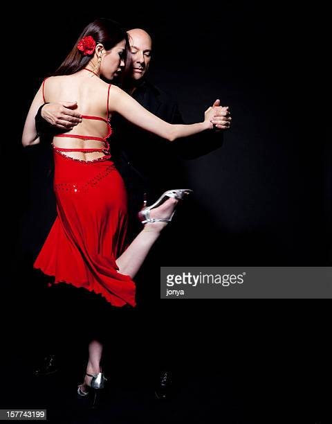 couple doing the tango