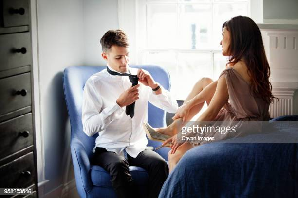 Women Tying Up Men Stock Photos And Pictures  Getty Images-6843