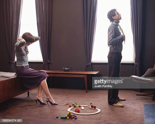 Women Tying Up Men Stock Photos And Pictures  Getty Images-2362