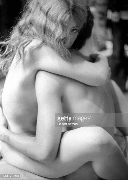 A couple have sex during the last day of The Alternative Media Conference on June 20 1970 at Goddard College in Plainfield Vermont