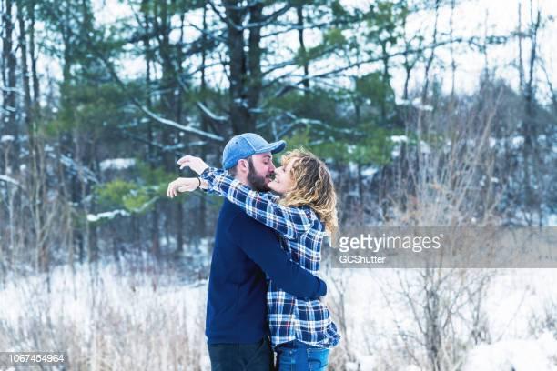 Paar Amateur romantisch Teen Did More
