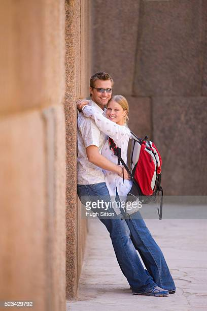couple hugging - hugh sitton stock pictures, royalty-free photos & images