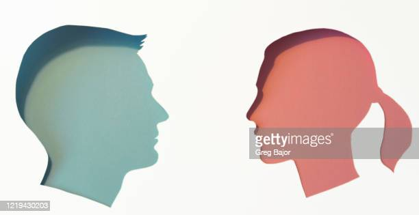 couple illustration - greg bajor stock pictures, royalty-free photos & images