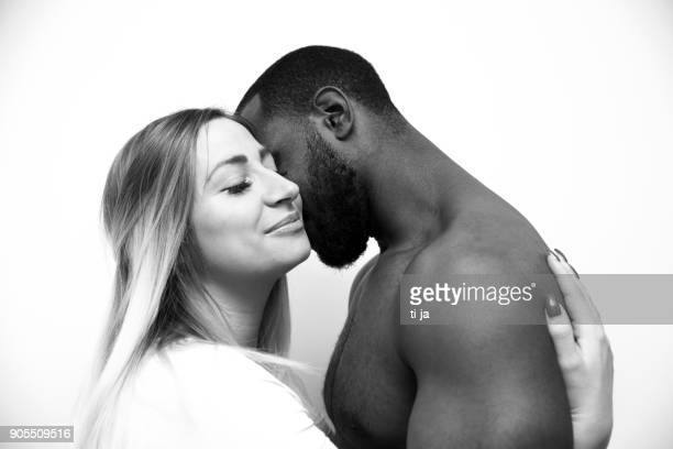 Couple in love