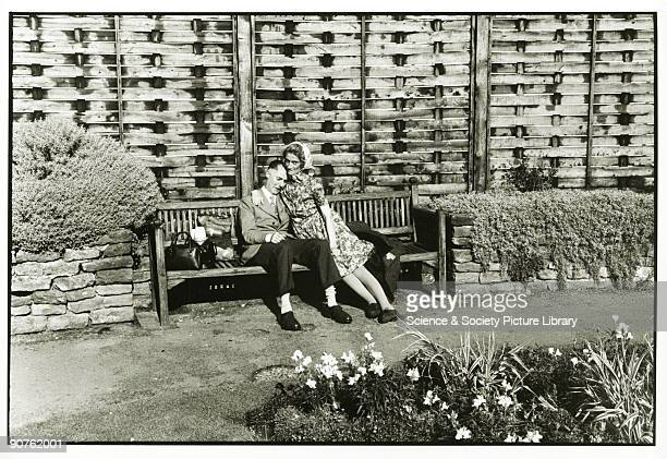 Couple in Worthing 1967 Tony RayJones created most of his images of the British at work and leisure between 19661969 He found inspiration in two...