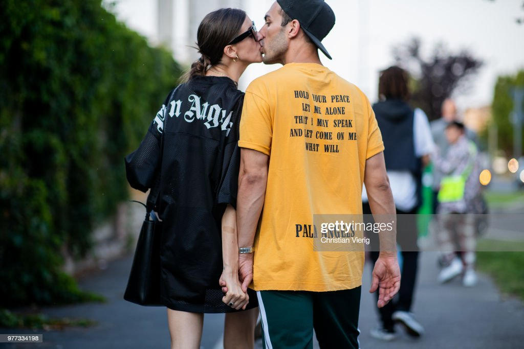 Street Style: June 17 - Milan Men's Fashion Week Spring/Summer 2019