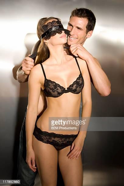couple making love - donna bendata foto e immagini stock