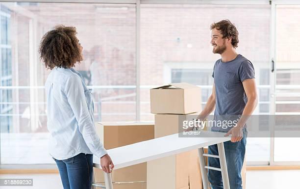 Casal Mudar de Casa