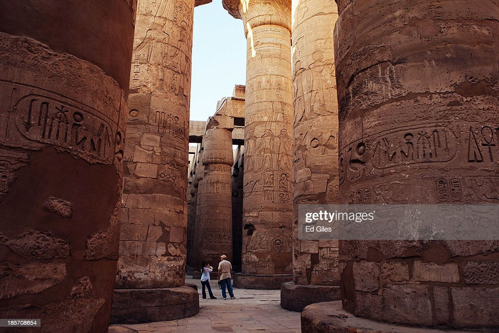 Egyptian Tourist Destinations Struggle After Months Of Civil Unrest : News Photo