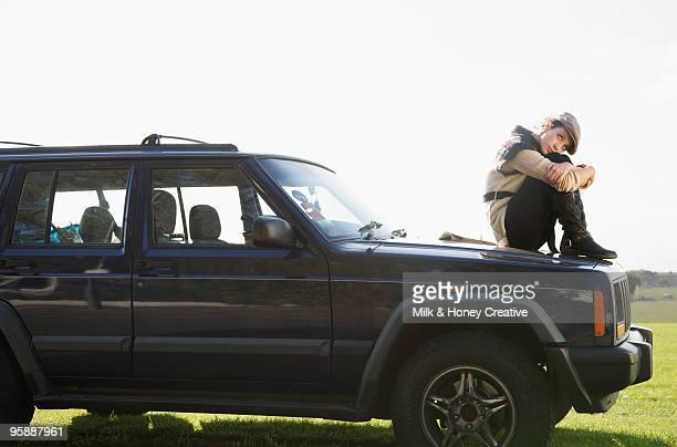 Couple on Roadtrip