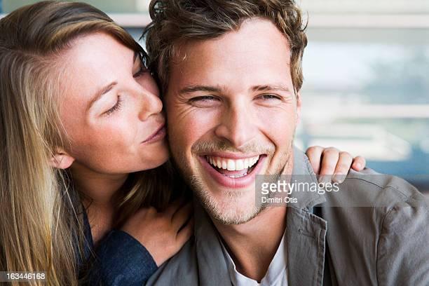 couple - キス ストックフォトと画像
