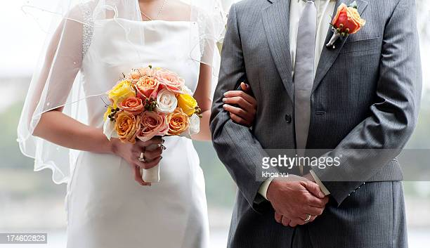 couple - married stock pictures, royalty-free photos & images