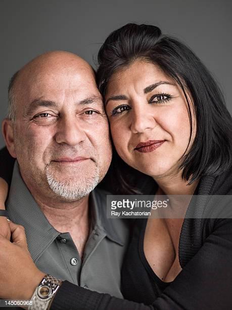 Couple, portrait.