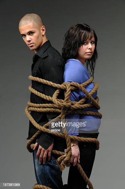 couple tied up