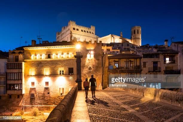 Par visitar el pueblo medieval de España