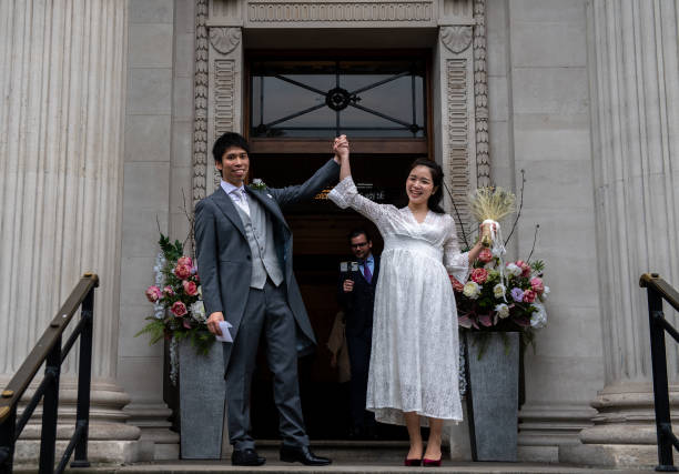 """GBR: Couples Can Say """"I Do"""" At Socially Distanced Weddings"""