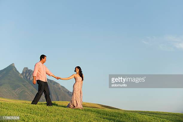 walking für Paare
