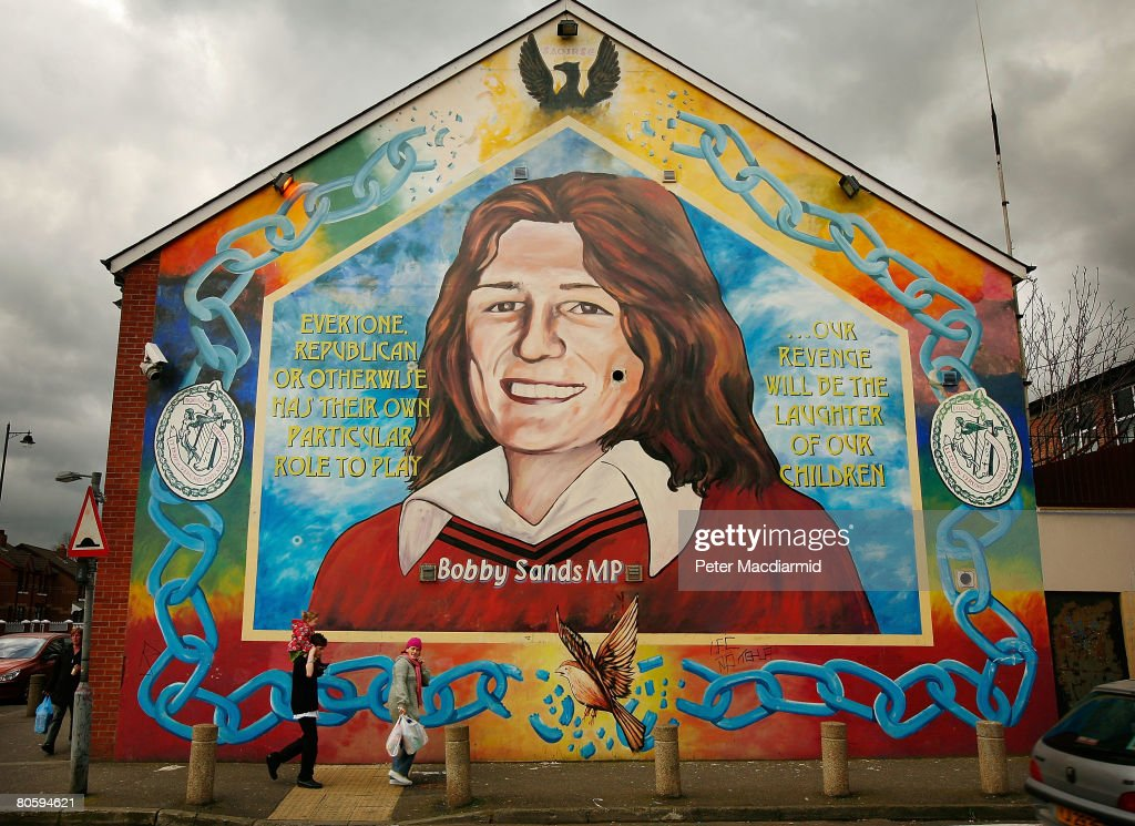 Belfast On The 10th Anniversary Of The Good Friday Agreement : News Photo