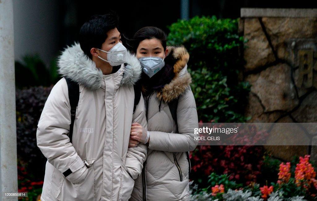 CHINA-HEALTH-VIRUS : Fotografia de notícias