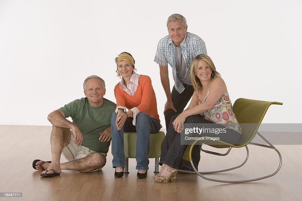 Couples : Stockfoto