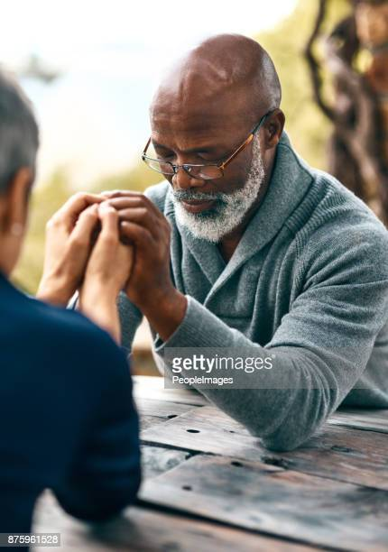 couples who pray together, stay together - religion stock pictures, royalty-free photos & images