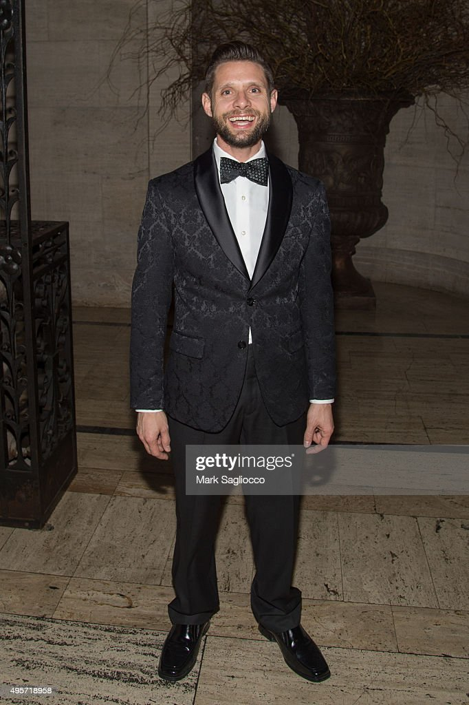 Courage Honoree/Actor Danny Pintauro attends the 2015 Aid For AIDS Gala at Cipriani Downtown on November 4, 2015 in New York City.