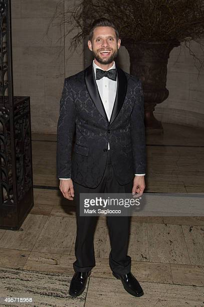Courage Honoree/Actor Danny Pintauro attends the 2015 Aid For AIDS Gala at Cipriani Downtown on November 4 2015 in New York City