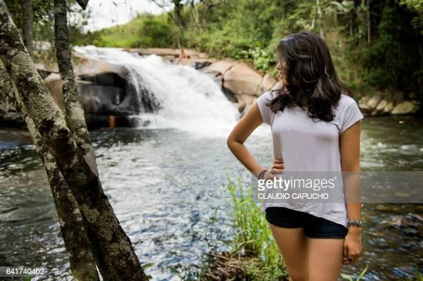 Coura's Waterfall