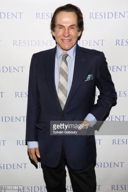 R Couri Hay attends Janel Tanna's Cover Party By Resident Magazine at Philippe Chow on October 9 2019 in New York City