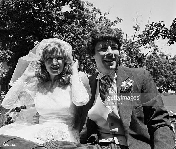 Courntey Kennedy daughter of Robert F Kennedy and Ethel Skakel Kennedy marries producer Jeffrey Robert Ruhe