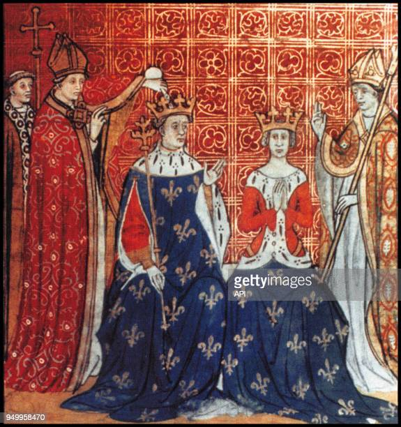 Blanche Of Castile Stock Photos and Pictures | Getty Images
