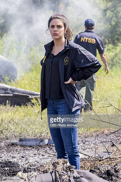 Course Correction NCIS and FBI investigate a private plane crash in the bayou that killed three sailors Also Sonja and Lasalle interview candidates...