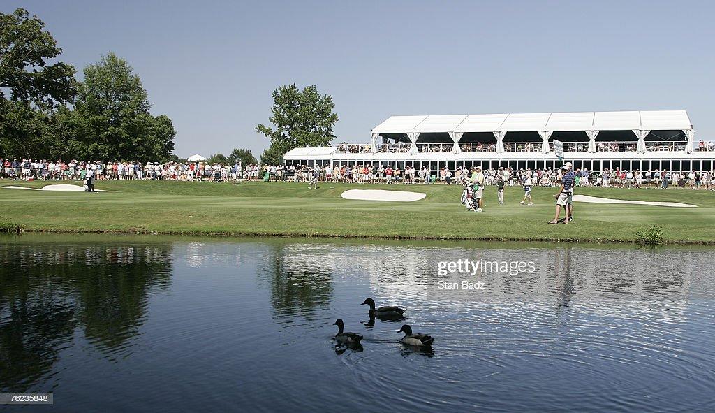 PGA TOUR - 2007 Stanford St. Jude Championship - Third Round : ニュース写真