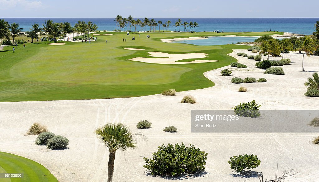 The Cap Cana Championship - Final Round : News Photo