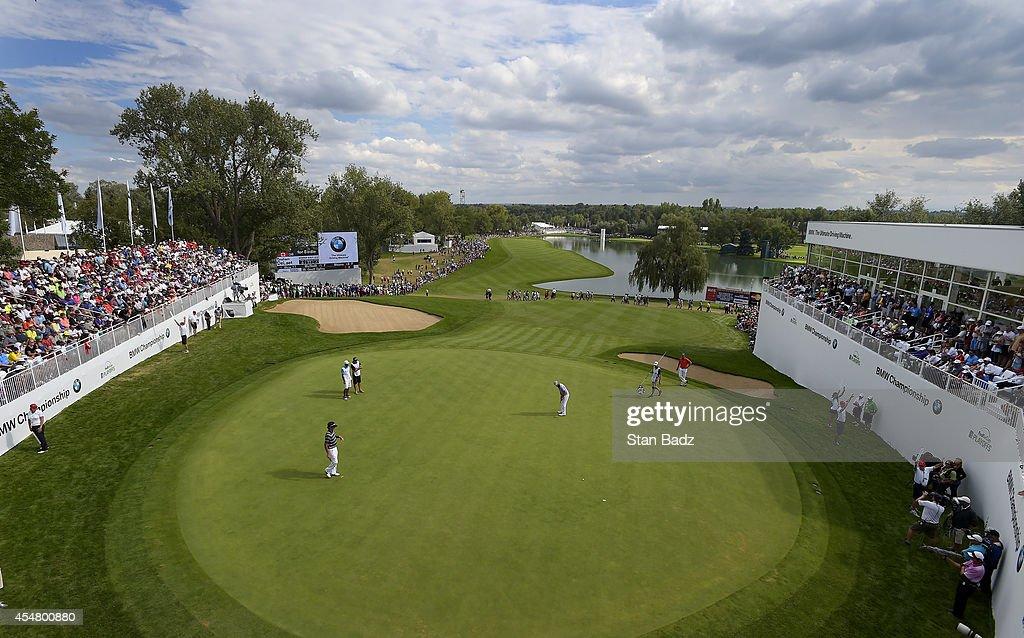 BMW Championship - Third Round : News Photo