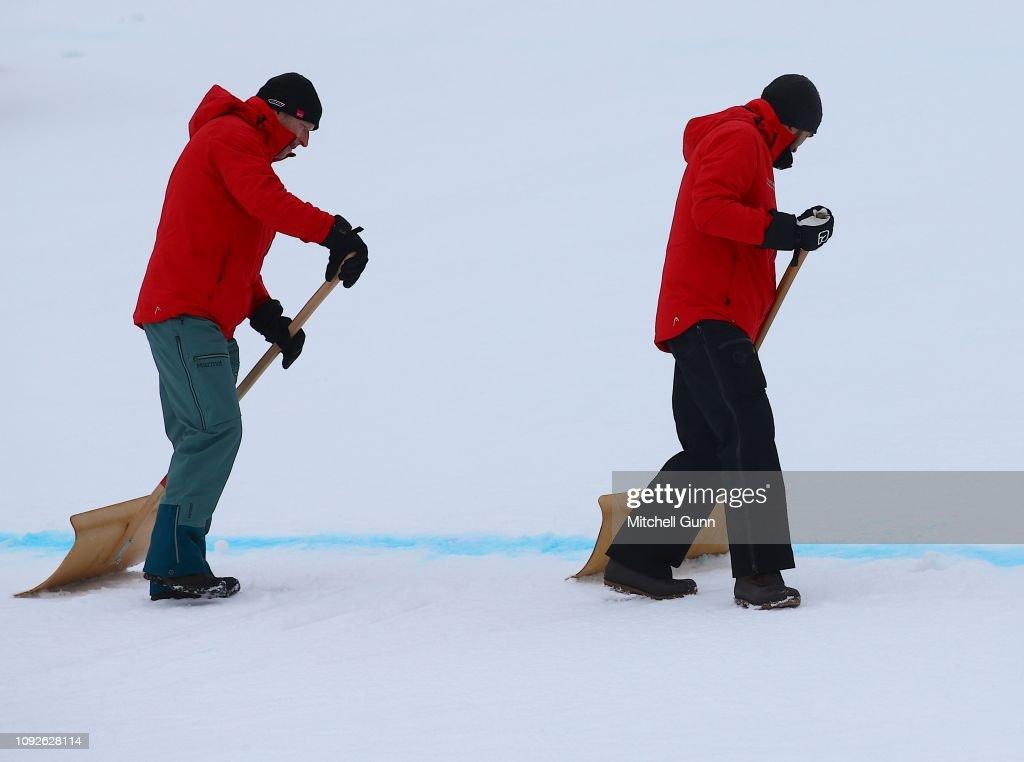 DEU: Audi FIS Alpine Ski World Cup - Men's Downhill
