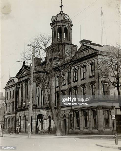 Court House at Cobourg Ont