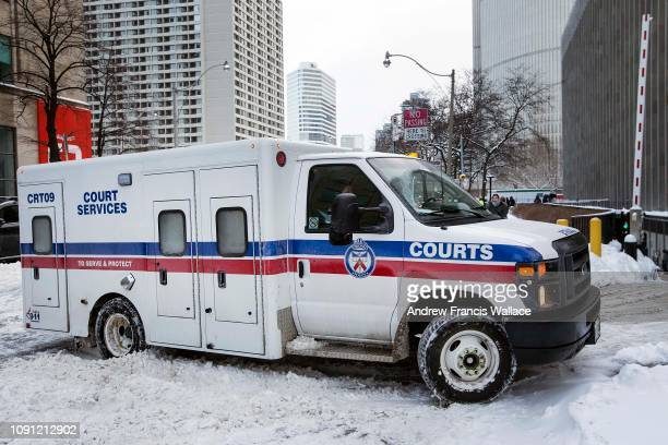 Court Services vehicle entering 361 University Ave court Accused serial killer Bruce McArthur has pleaded guilty to firstdegree murder in the deaths...