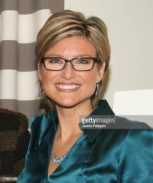 Court TV Anchor Ashleigh Banfield attends the New York Women in Film and Television's Power Player Breakfast at the Williams Club on November 8, 2007...