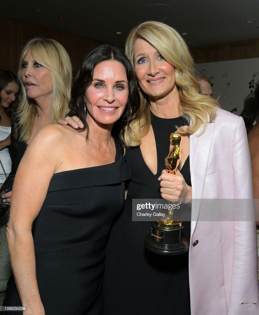 2020 Netflix Oscar After Party : ニュース写真