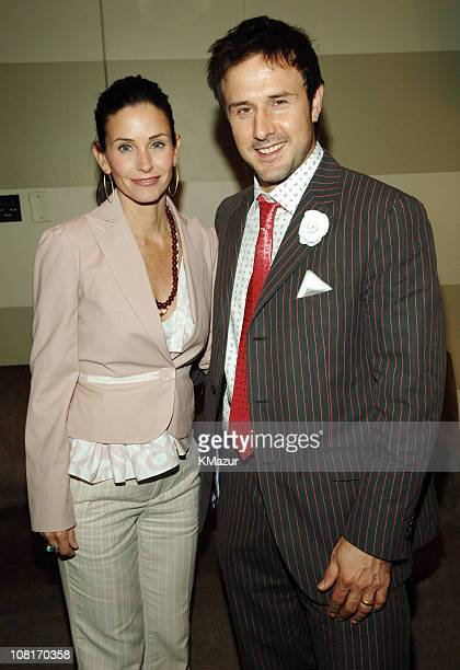 Courteney Cox Arquette and David Arquette executive producers of TBS's Daisy Does America 9013_0154jpg