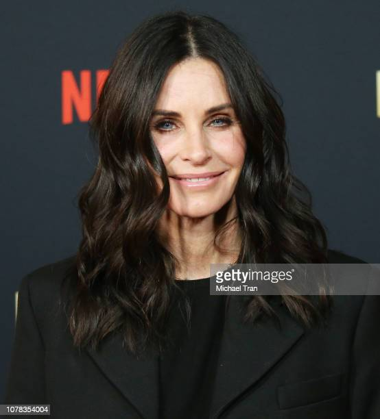 Courteney Cox attends the Los Angeles premiere of Netflix's Dumplin' held at TCL Chinese Theatre on December 06 2018 in Hollywood California