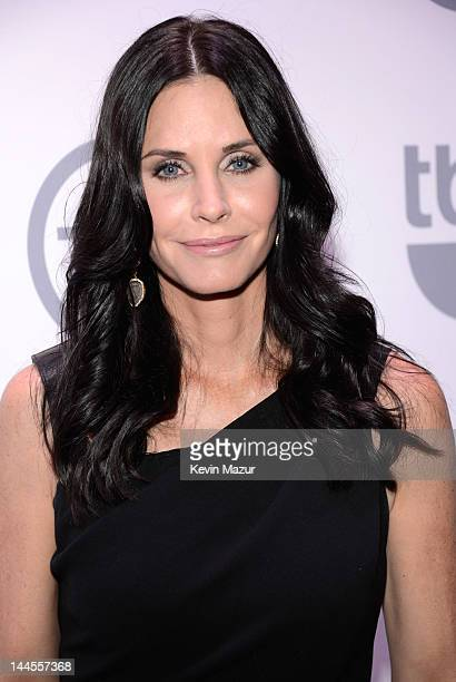 Courteney Cox attends the TNT/ TBS Upfront 2012 at Hammerstein Ballroom on May 16 2012 in New York City 22362_001_0032JPG