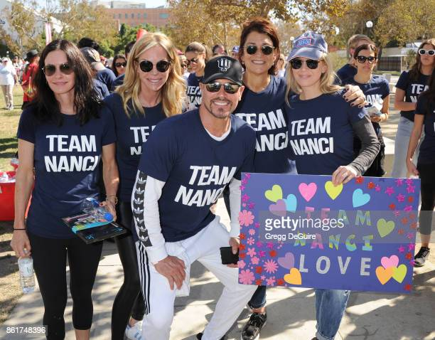 Courteney Cox Cindy Ambuehl Don Diamont and Renee Zellweger attend Nanci Ryder's 'Team Nanci' 15th Annual LA County Walk To Defeat ALS at Exposition...