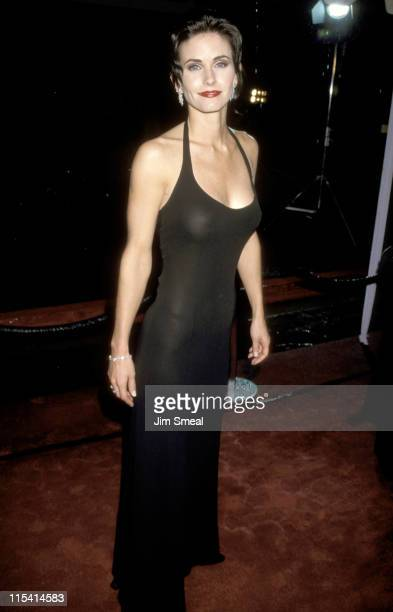 Courteney Cox during The 21st Annual People's Choice Awards at Universal Studios in Universal City California United States