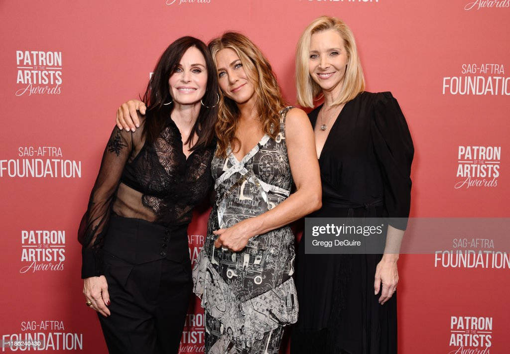 SAG-AFTRA Foundation's 4th Annual Patron of the Artists Awards - Inside : News Photo