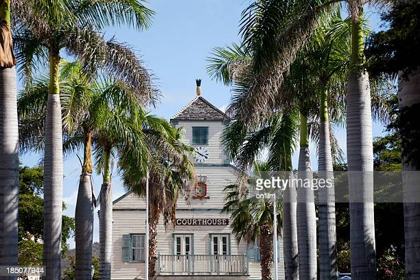 Courthouse, Philipsburg, St Maarten