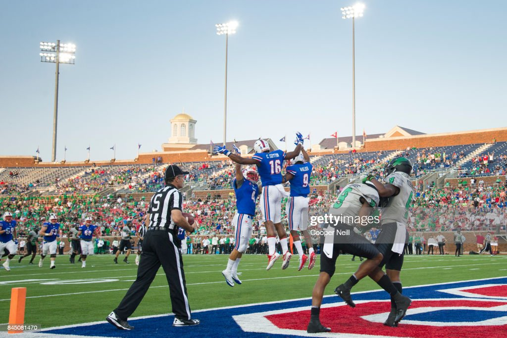 North Texas v SMU